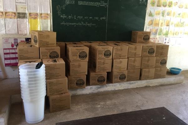 Scatole Di Filtri Per La Potabilizzazione Dell'acqua