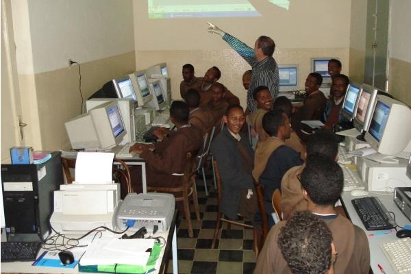 IT-Unterrichtszeit